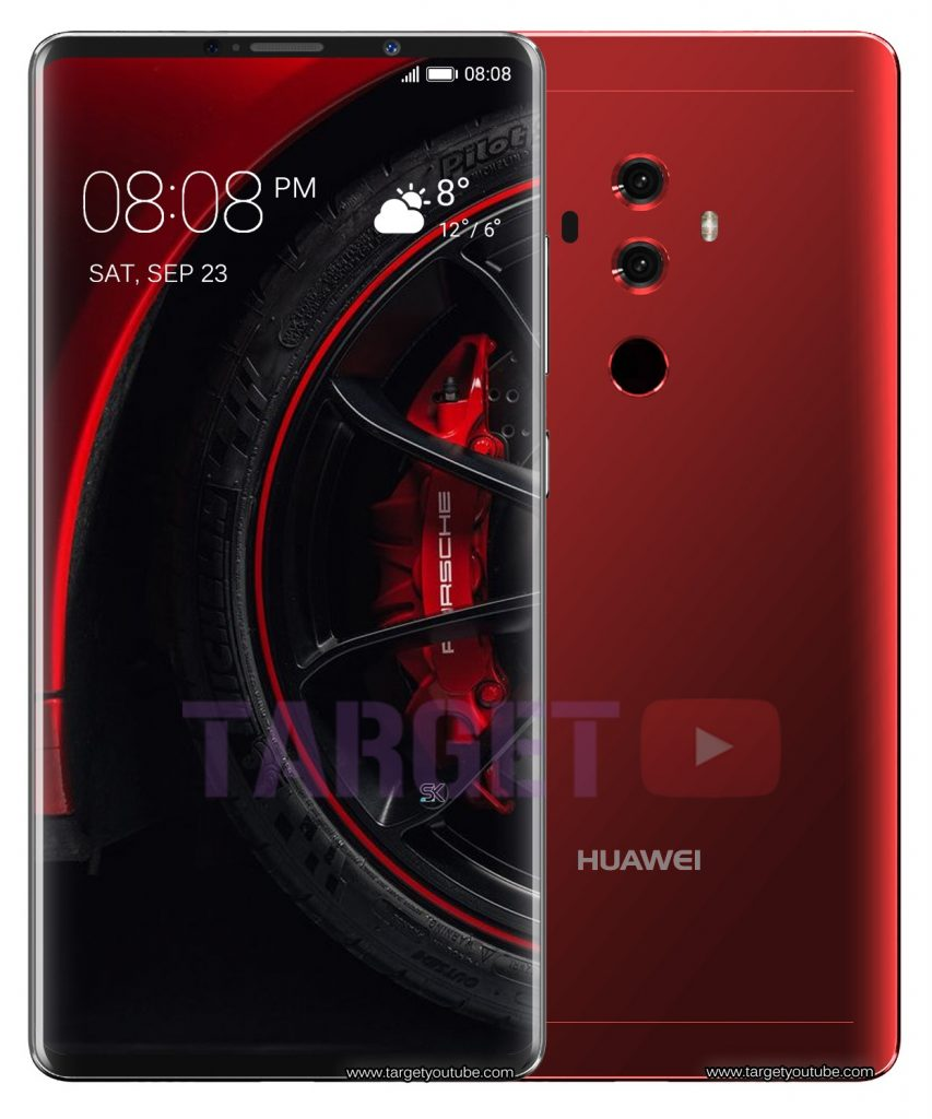 Huawei Mate 10 Porsche Design, an elegant phone for exacly this age