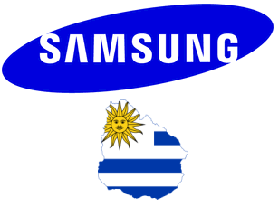 Unlock by code any Samsung from Uruguay