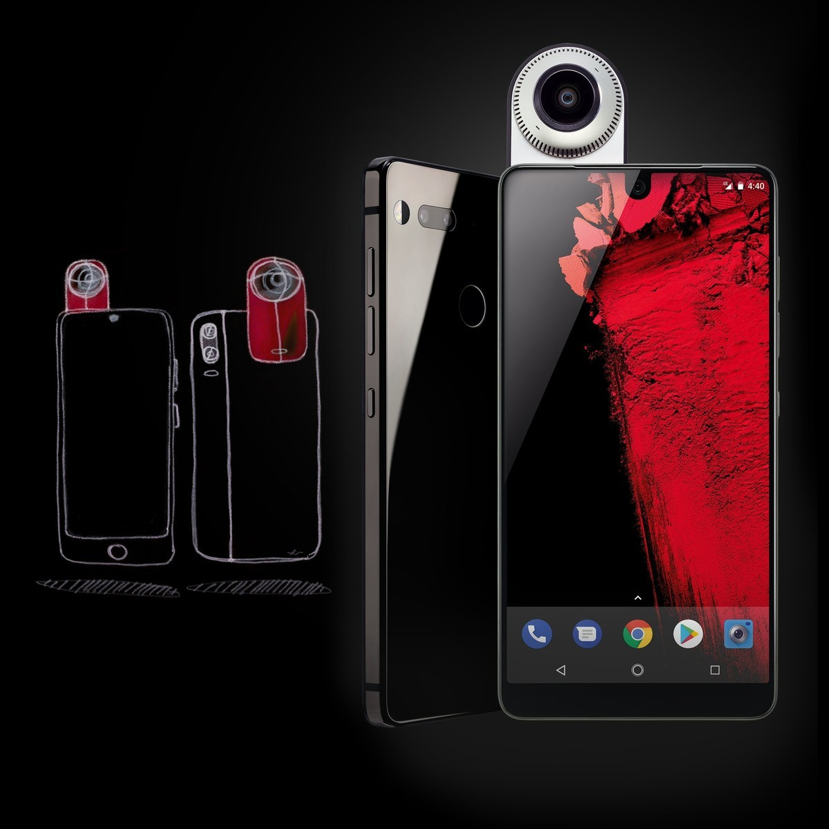 Essential Phone is out for sale!