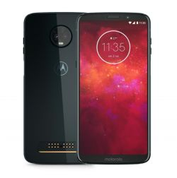 Unlocking by code Motorola Moto Z3