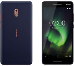 Unlocking by code Nokia 2.1