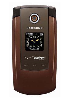 Unlocking by code Samsung U810 Renown