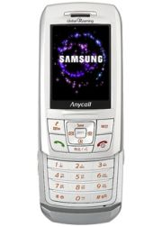 Unlocking by code Samsung V920