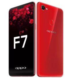 Unlocking by code OPPO F7
