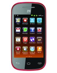 Unlocking by code ZTE Kis II V795
