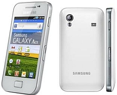 Unlocking by code Samsung Galaxy Ace VE