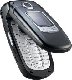 Unlocking by code Samsung E738
