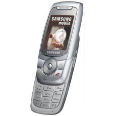 Unlocking by code Samsung E740