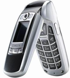 Unlocking by code Samsung E750