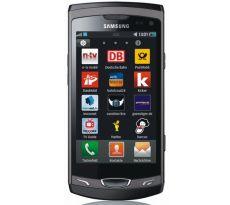 Unlocking by code Samsung Wave 2