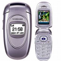 Unlocking by code Samsung X460