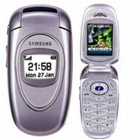 Unlocking by code Samsung X461