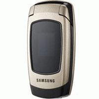 Unlocking by code Samsung X500