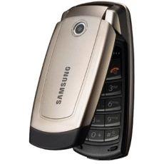 Unlocking by code Samsung X510