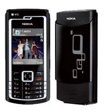 Unlocking by code Nokia N72