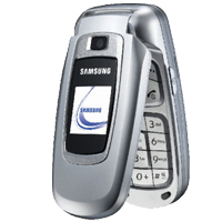Unlocking by code Samsung X670
