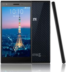 Unlocking by code ZTE Blade Vec 4G