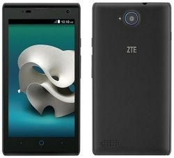 Unlocking by code ZTE Kis 3 Max
