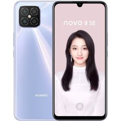 Unlocking by code Huawei nova 8 SE