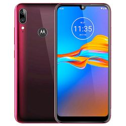 Unlocking by code Motorola Moto E6 Plus