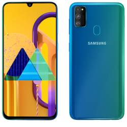 Unlocking by code Samsung Galaxy M30s