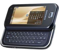 Unlocking by code Samsung F700