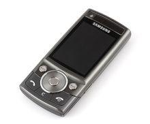 Unlocking by code Samsung G600