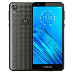 Unlocking by code Motorola Moto E6