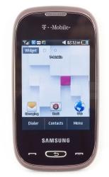 Unlocking by code Samsung Gravity Q T28