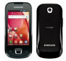 Unlocking by code Samsung Galaxy Teos