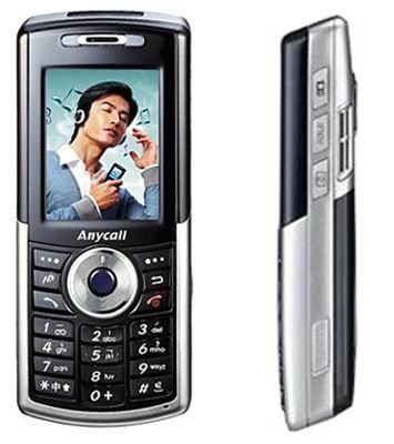 Unlocking by code Samsung I308