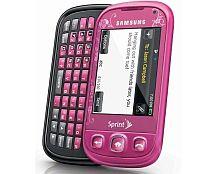 Unlocking by code Samsung Seek M350