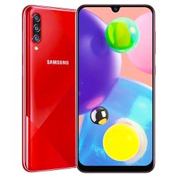 Unlocking by code Samsung Galaxy A70s