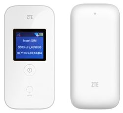 Unlocking by code ZTE MS65N