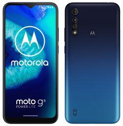 Unlocking by code Motorola Moto G8 Power Lite
