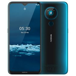 Unlocking by code Nokia 5.3