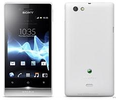 Unlocking by code Sony-Ericsson Xperia Miro