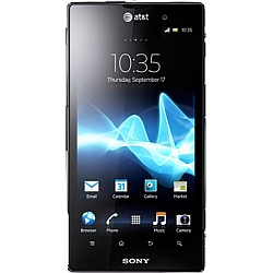 Unlocking by code Sony LT28at