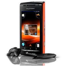 Unlocking by code Sony-Ericsson E16i