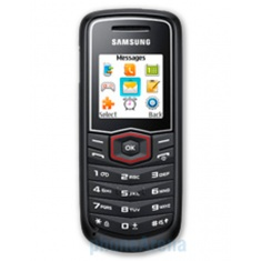 Unlocking by code Samsung E1081T