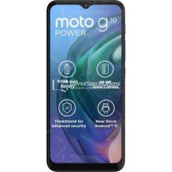 Unlocking by code Motorola Moto G10 Power