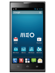 Unlocking by code ZTE MEO Smart A75