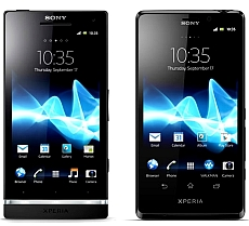 Unlocking by code Sony Xperia T