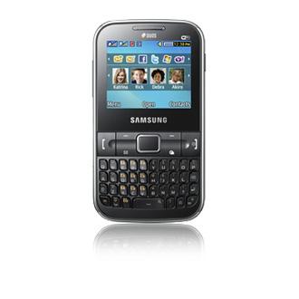 Unlocking by code Samsung Ch@t 322 Wi Fi