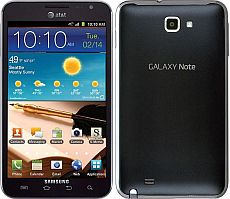 Unlocking by code Samsung Galaxy Note SGH i717