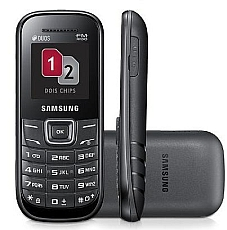 Unlocking by code Samsung E1207T