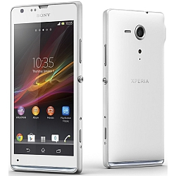 Unlocking by code Sony Xperia SP