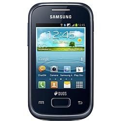 Unlocking by code Samsung Galaxy Y Plus