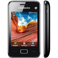 Unlocking by code Samsung GT S5222