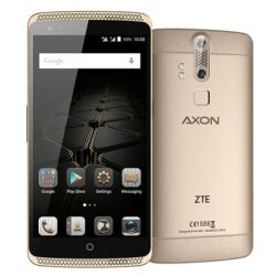 Unlocking by code ZTE Axon Elite